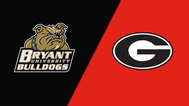 Bryant vs. Georgia (Softball)