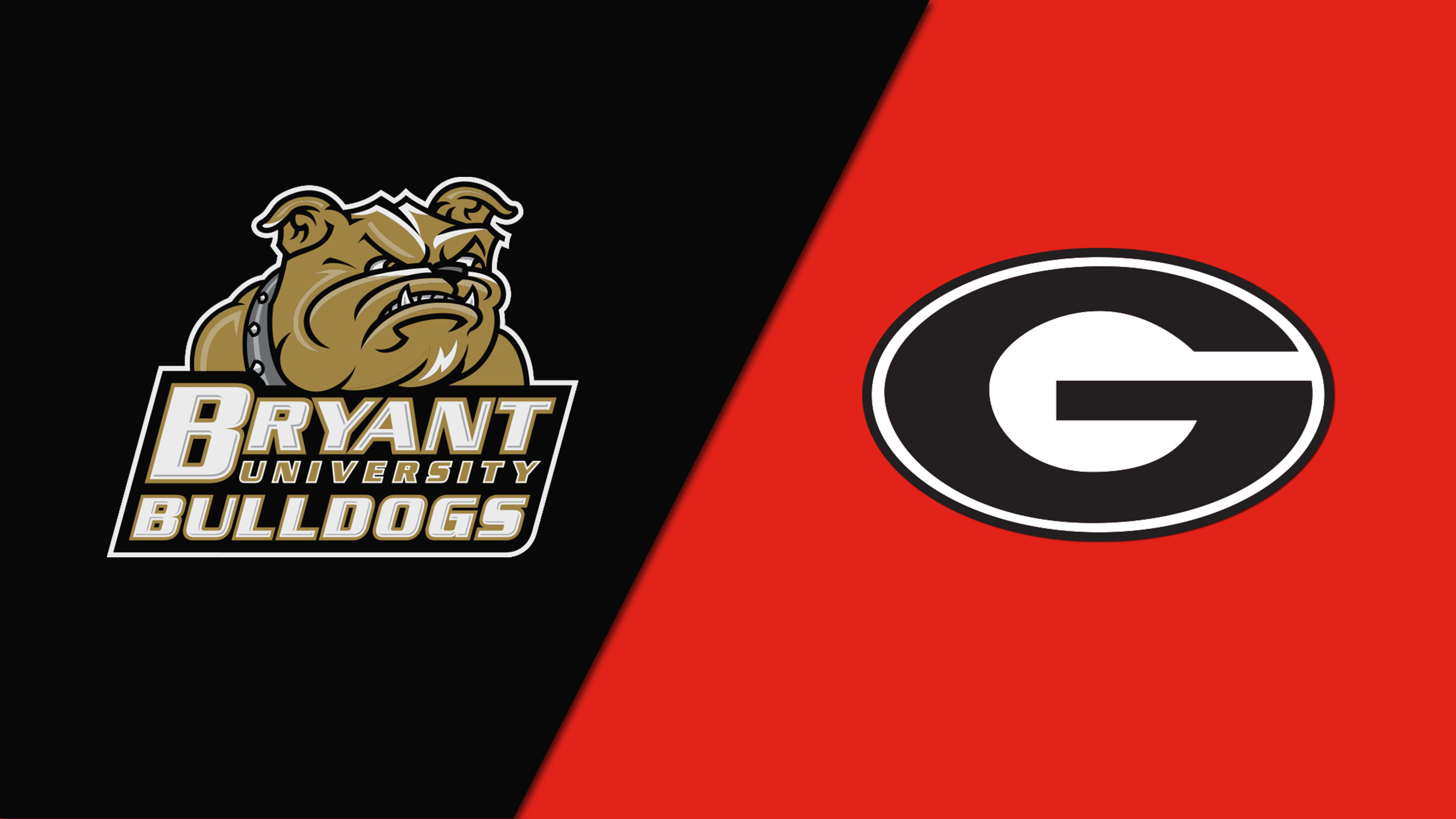 Bryant vs. #9 Georgia (Softball)