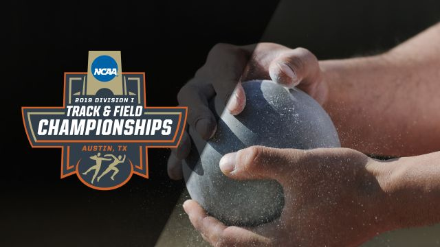 NCAA Outdoor Track & Field Championships - Women's Shot Put (Flights 1 and 2) (Feed #4)