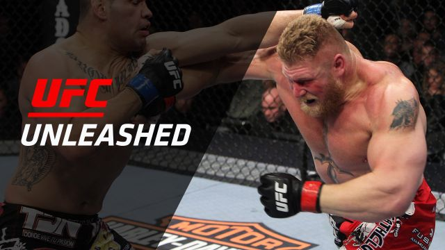 UFC Unleashed: Cain Velasquez vs. Brock Lesnar