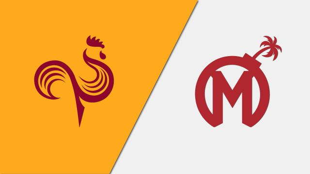 Paris Eternal vs. Florida Mayhem (Esports)