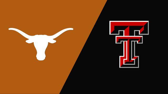 Texas vs. Texas Tech (M Basketball)