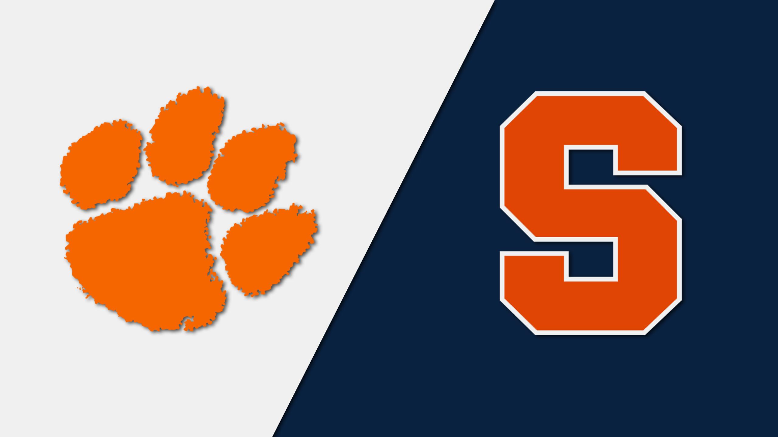 Clemson vs. Syracuse (W Volleyball)
