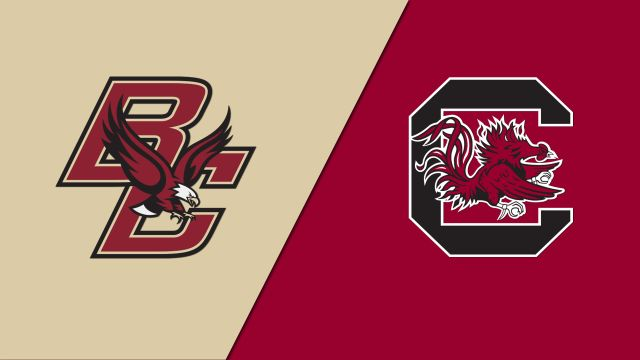 Boston College vs. #22 South Carolina (Softball)