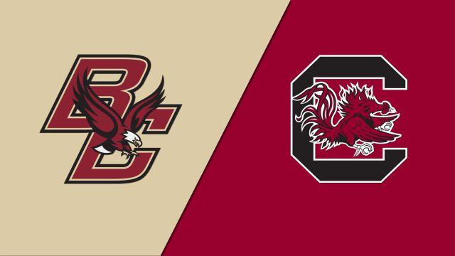 Boston College vs. #22 South Carolina (Softball)