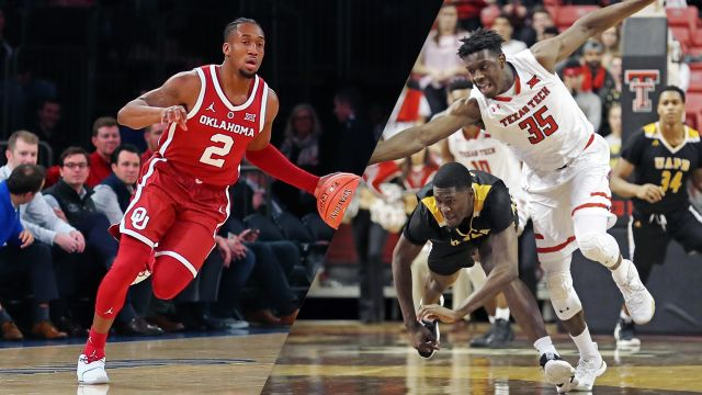 Oklahoma vs. Texas Tech (M Basketball)