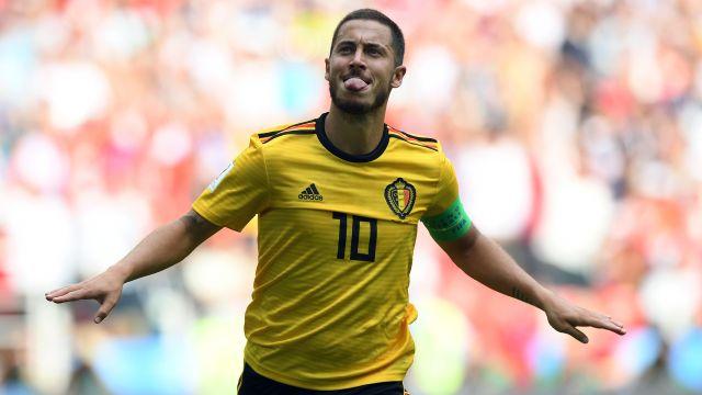 Belgium vs. Iceland