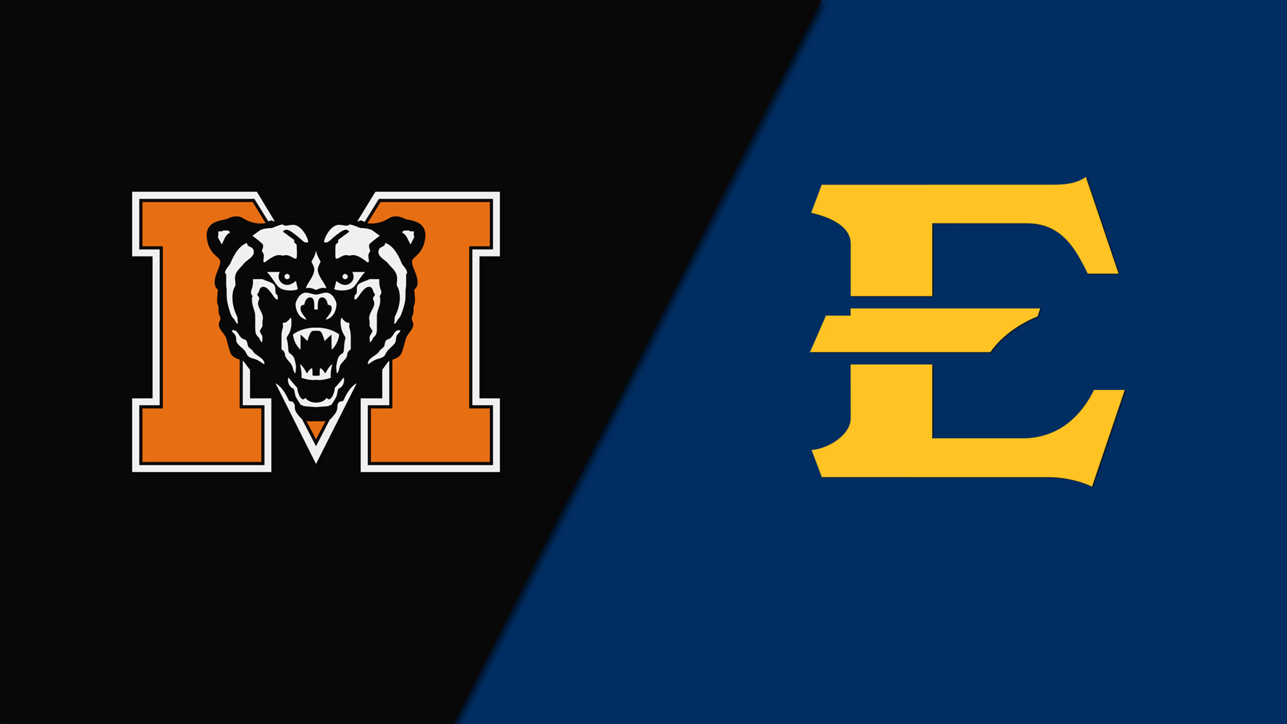 Mercer vs. East Tennessee State (M Basketball)
