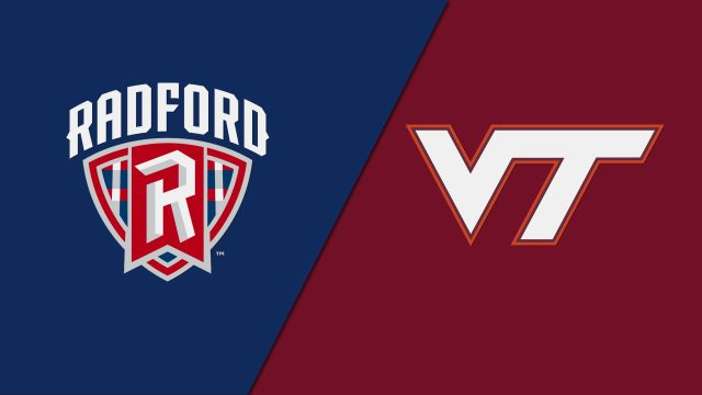 Radford vs. Virginia Tech (W Lacrosse)