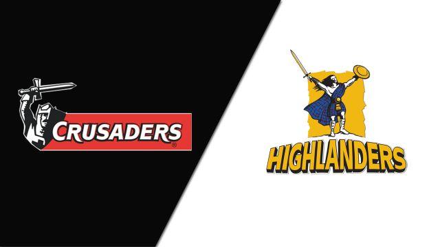 Crusaders vs. Highlanders (Quarterfinal)