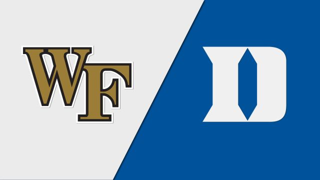 Wake Forest Demon Deacons vs. Duke Blue Devils