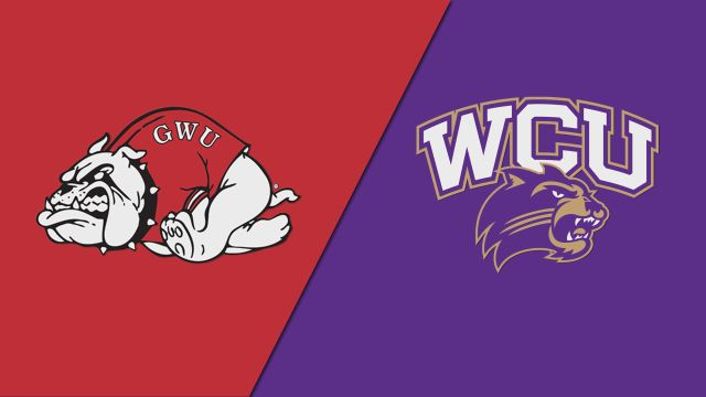 Gardner-Webb vs. Western Carolina (M Basketball)