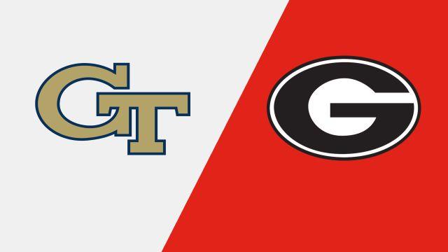 Georgia Tech vs. Georgia (W Volleyball)