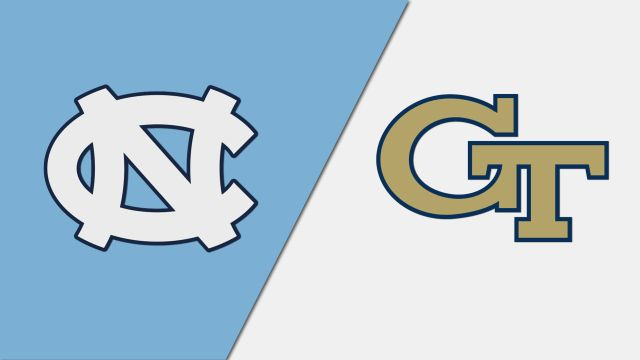North Carolina vs. Georgia Tech (W Basketball)