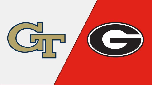 #22 Georgia Tech vs. #4 Georgia (Baseball)