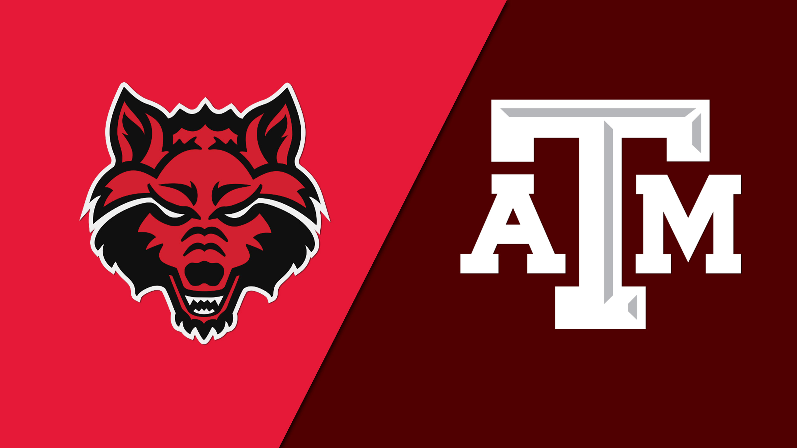 Arkansas State vs. #20 Texas A&M (W Basketball)