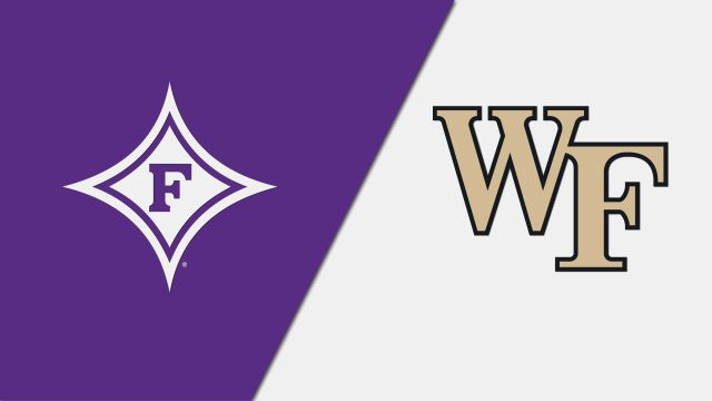 Furman vs. Wake Forest (W Volleyball)