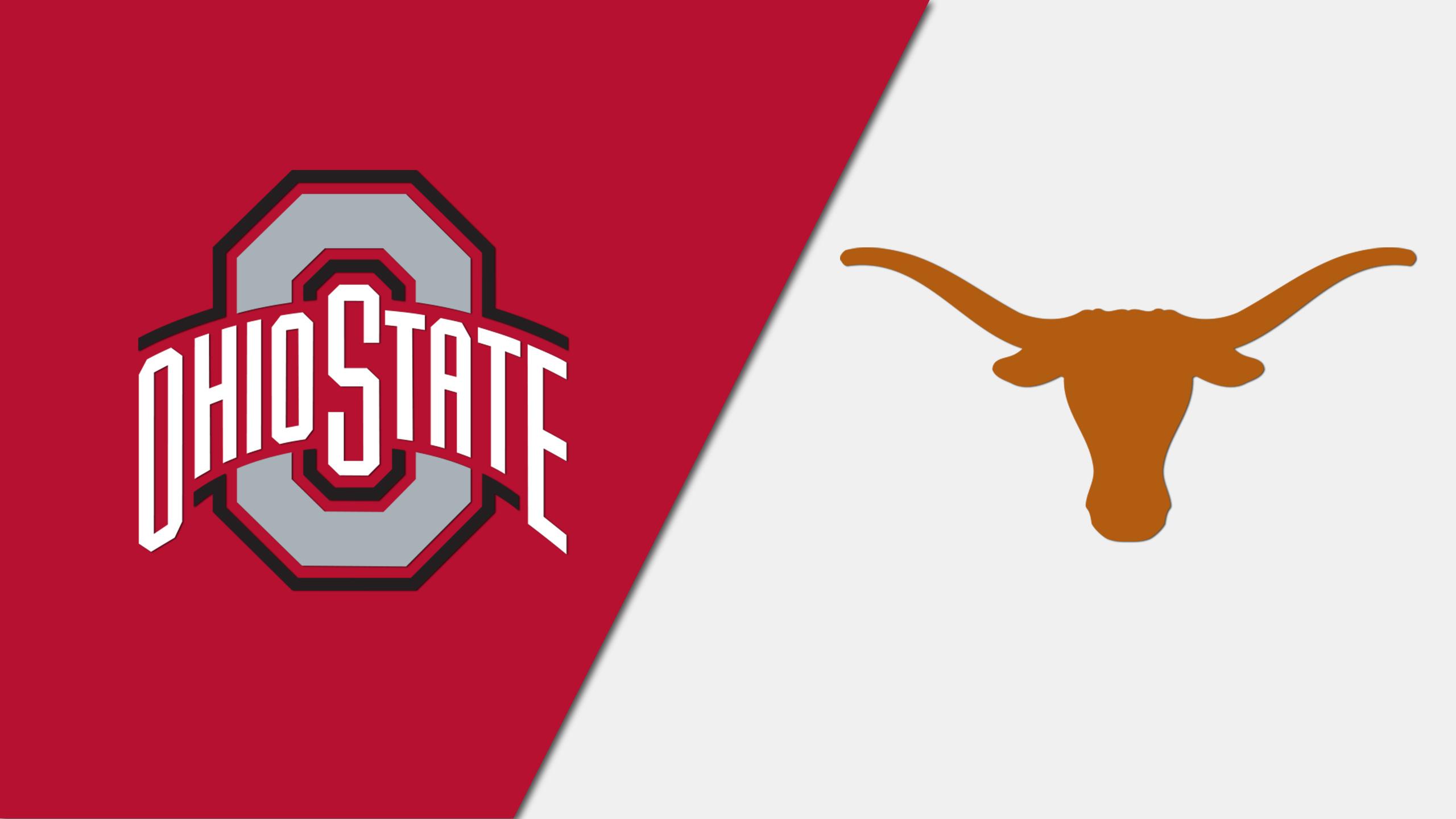 Ohio State vs. Texas (re-air)