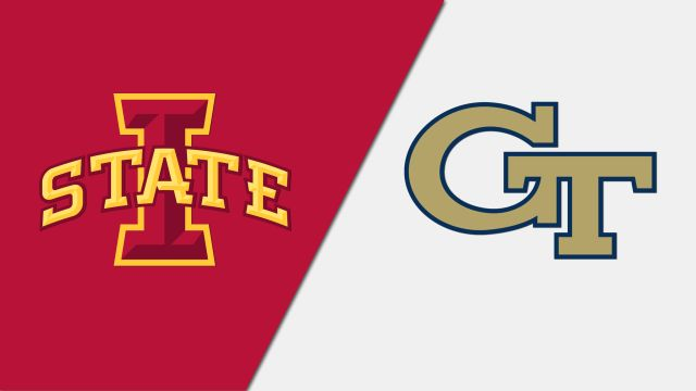 Iowa State vs. Georgia Tech (Softball)
