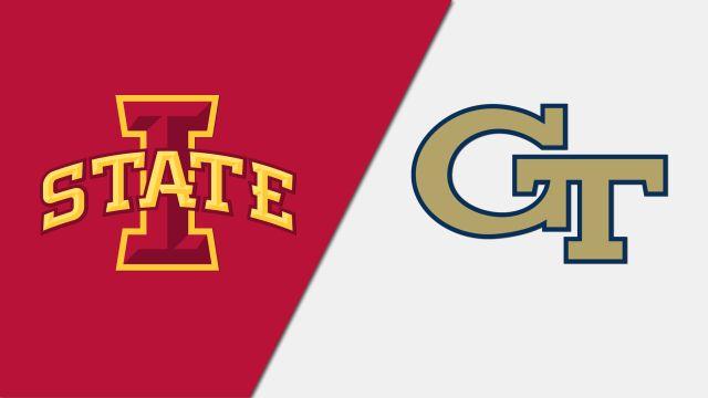 Iowa State vs. Georgia Tech (Softball)