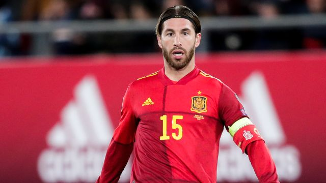 Spain vs. Romania (UEFA European Qualifiers)