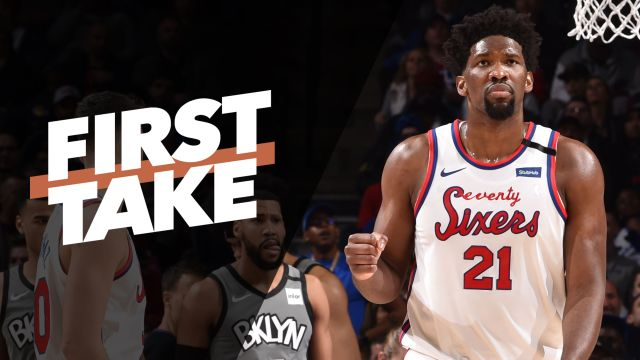Fri, 2/21 - First Take