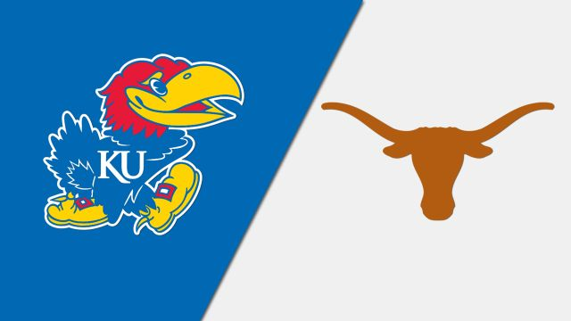 Kansas vs. Texas (W Volleyball)
