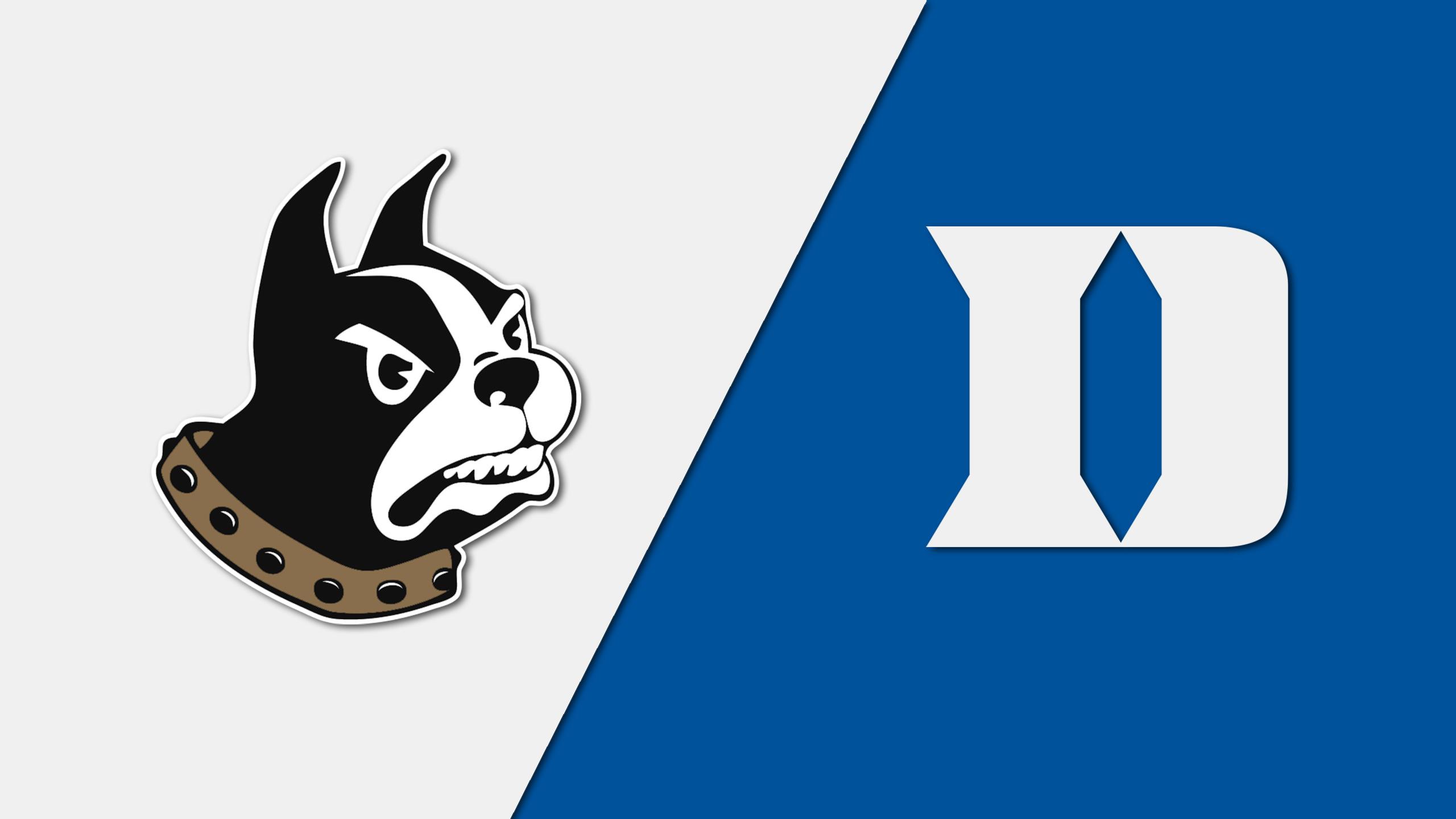 Wofford vs. #23 Duke (M Soccer)