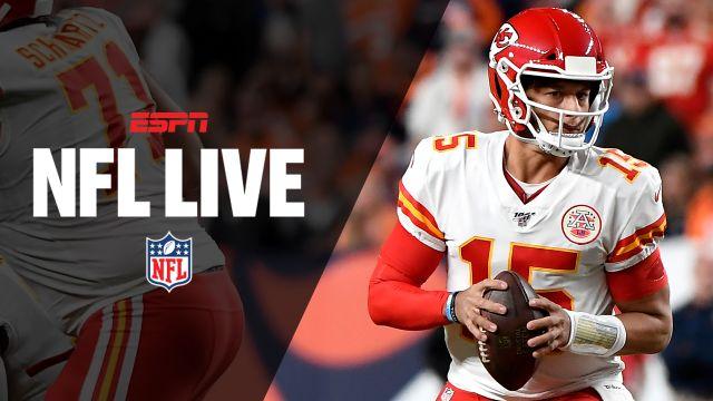 Fri, 10/18 - NFL Live