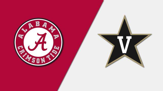 Alabama vs. Vanderbilt (W Soccer)