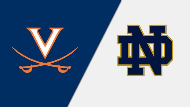 Virginia vs. Notre Dame (W Volleyball)