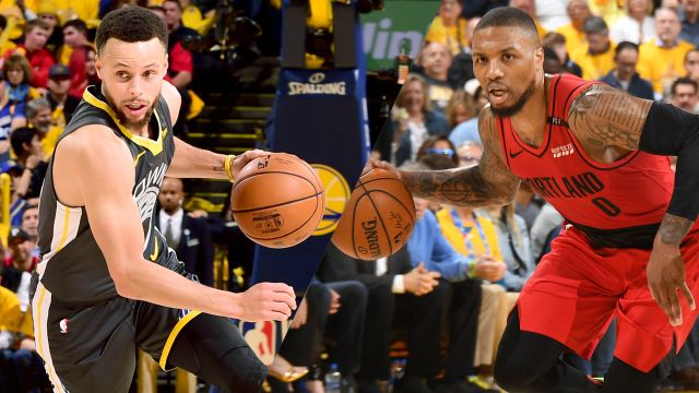 Golden State Warriors vs. Portland Trail Blazers (Conference Finals Game 3)