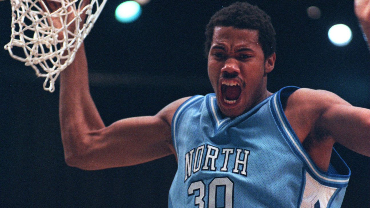 Duke Blue Devils vs. North Carolina Tar Heels - 2/3/1994 (re-air)