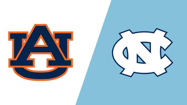 #5 Auburn vs. #1 North Carolina (Sweet 16)