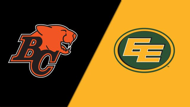 BC Lions vs. Edmonton Eskimos (Canadian Football League)