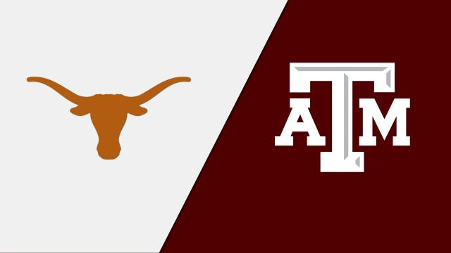 Texas Longhorns vs. Texas A&M Aggies (ESPN Classic Football)