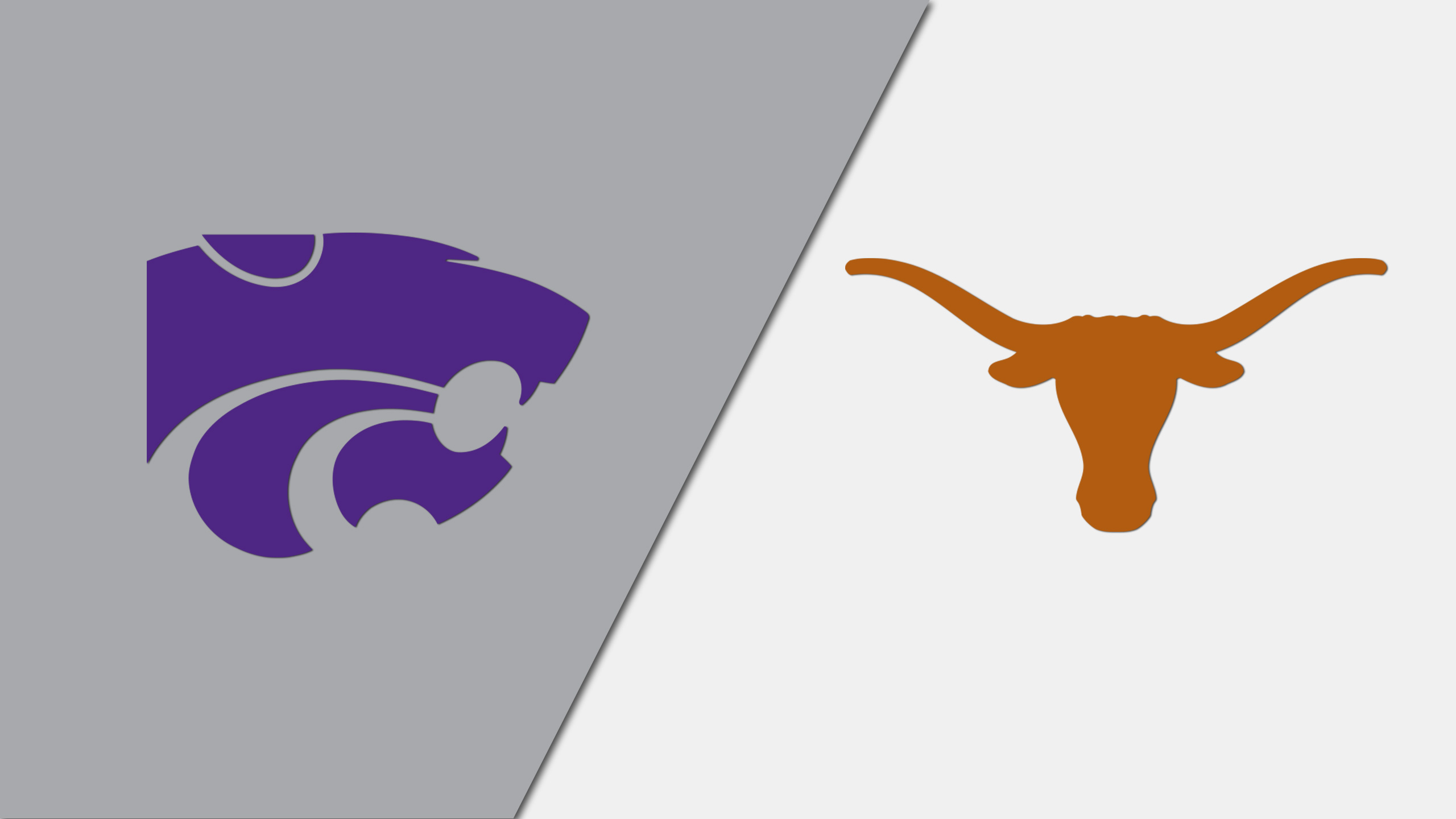 Kansas State vs. #15 Texas (re-air)