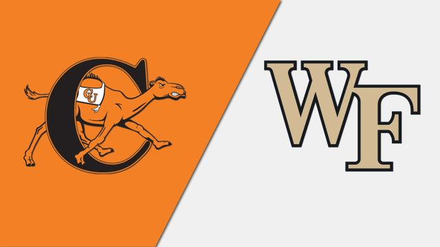 Campbell vs. Wake Forest (W Basketball)