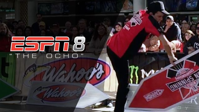 2019 World Sign Spinning Championship as part of The Ocho