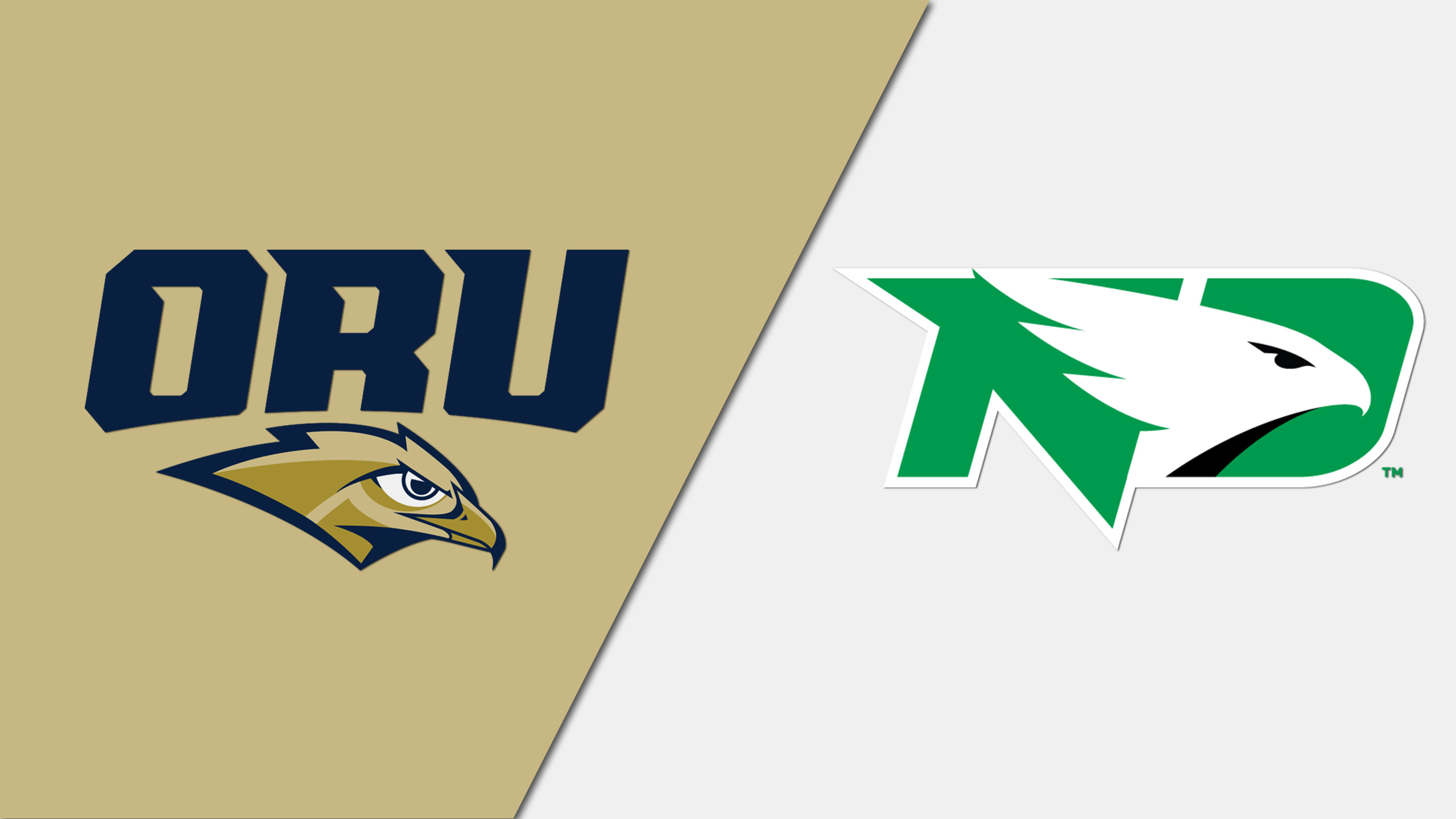 Oral Roberts vs. North Dakota (M Basketball)