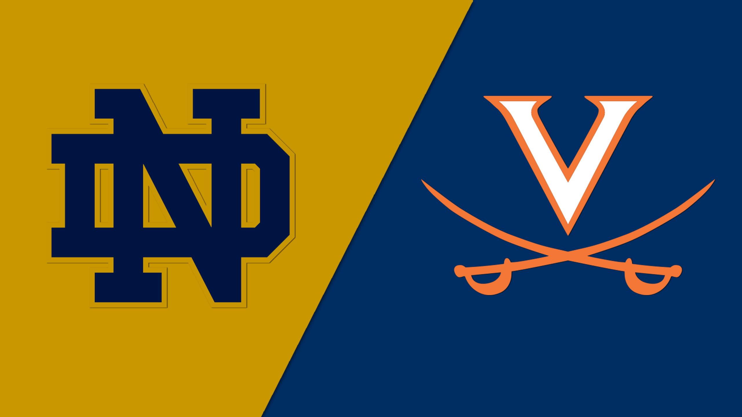 #23 Notre Dame vs. #6 Virginia (M Soccer)