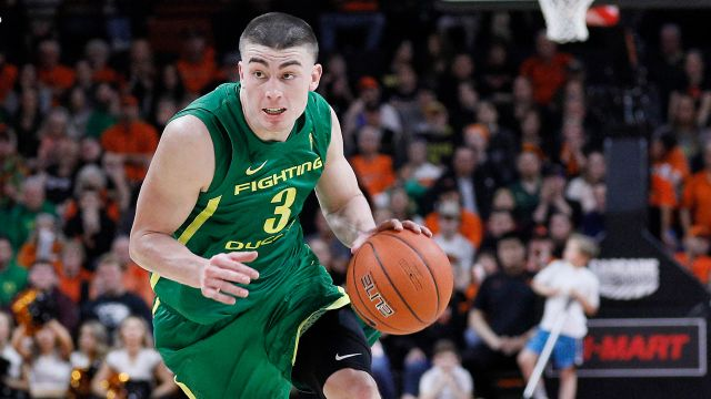 #14 Oregon vs. Arizona State (M Basketball)