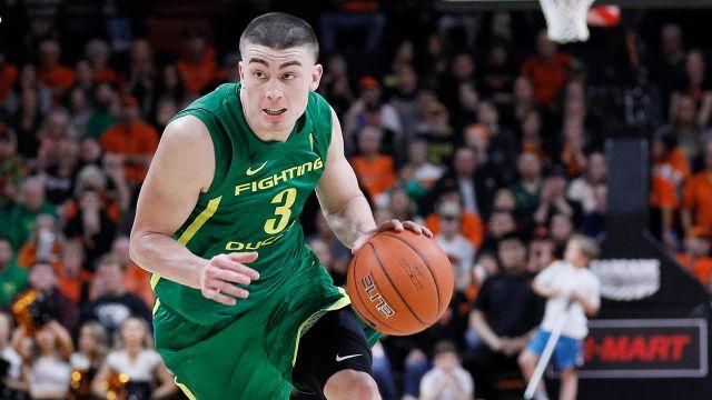 #14 Oregon vs. Arizona State (M Basketball)