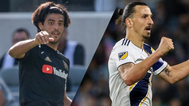 In Spanish-LAFC vs. Los Angeles Galaxy (MLS)