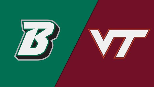 Binghamton vs. #24 Virginia Tech (Softball)