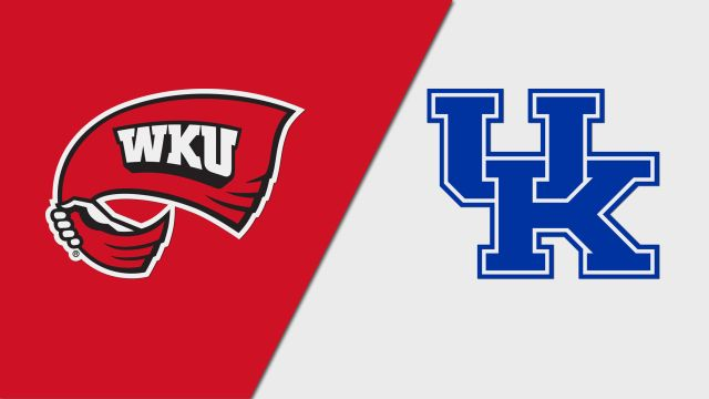 Western Kentucky vs. Kentucky (W Soccer)
