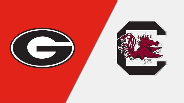 #11 Georgia vs. #23 South Carolina (Baseball)