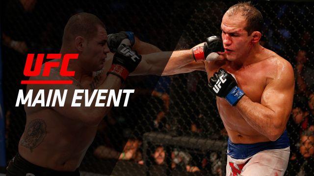 UFC Main Event: Velasquez vs. Dos Santos 3