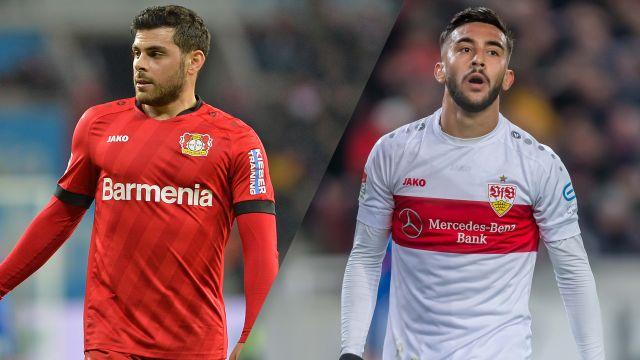 Bayer Leverkusen vs. Stuttgart (German Cup)