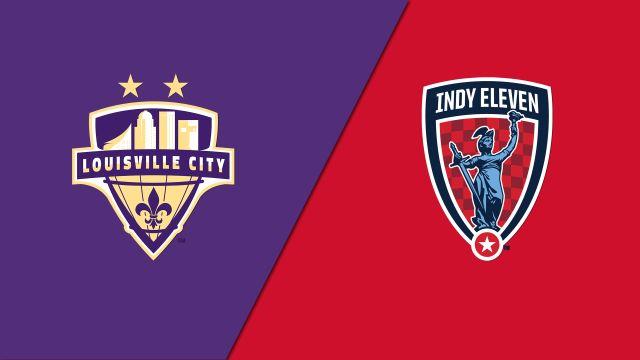 Louisville City FC vs. Indy Eleven (USL Championship)